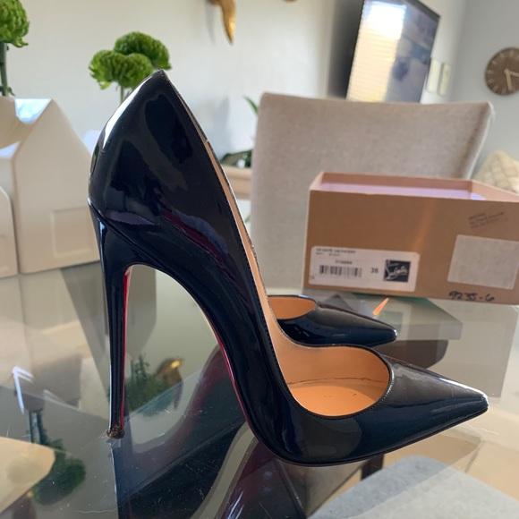 Christian Louboutin So Kate heels